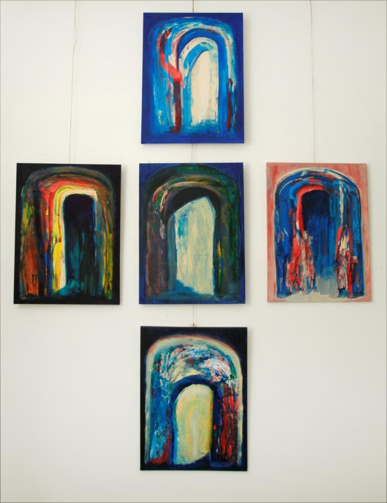Start mit neuem Atelier an der Ruhr