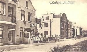 In-de-kleine-Winst-De-Haan_Wenduine_Wancourstraat_oude_Postkaart_1934
