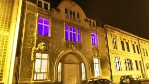 Kunsthaus_Muelheim_Ruhrstr,3_Galerie-an-der-Ruhr_by_Night_Foto_Ivo_Franz_2014