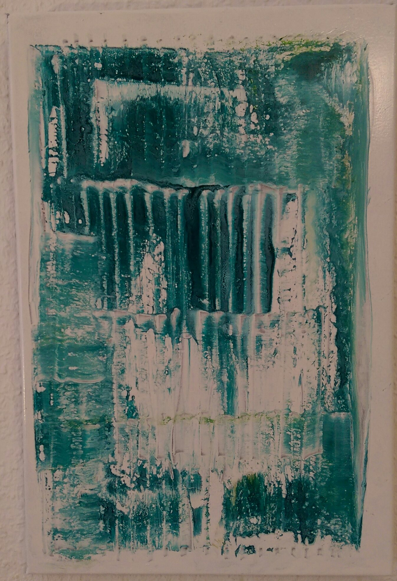 Ausstellung GREENWORLD von Aliv Franz in der Galerie an der Ruhr