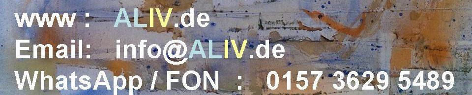 ALIV FRANZ - Visual Artist