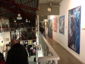 Ausstellung_Atelierhaus-AlteburgerWall-Koeln-2018-KUNST-HILFT-GEBEN